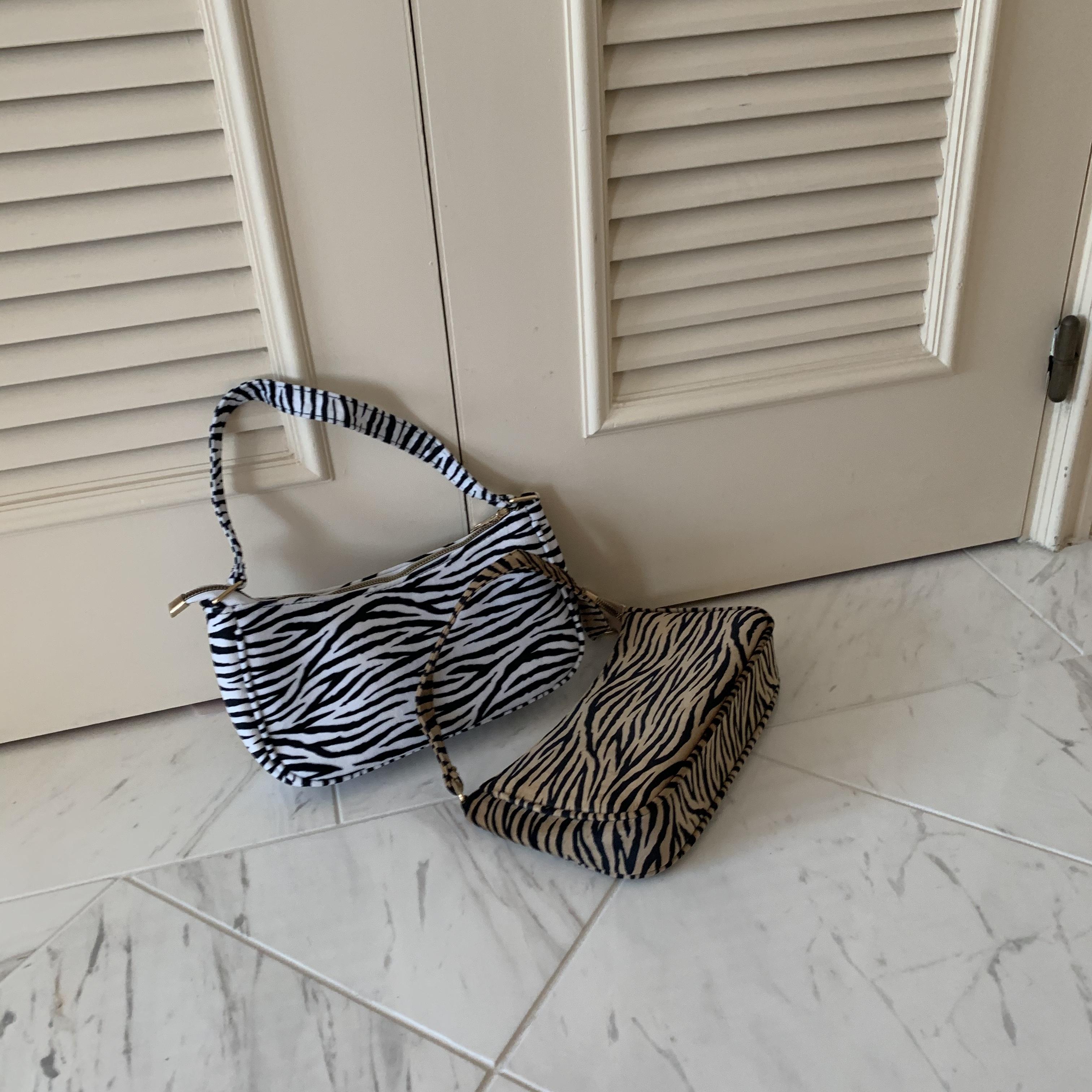 【LAST3】zebra bag