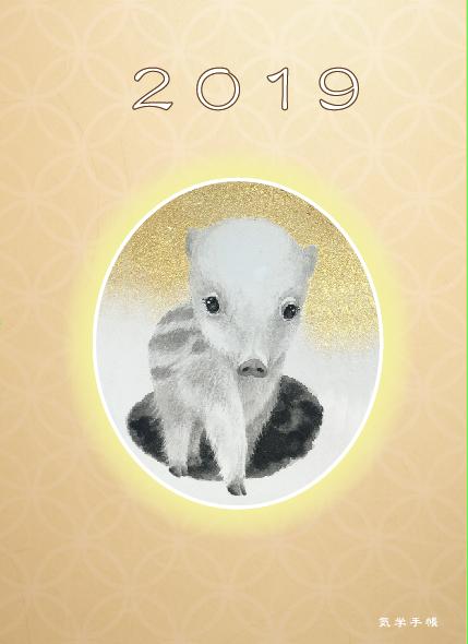 2019年度版 気学手帳