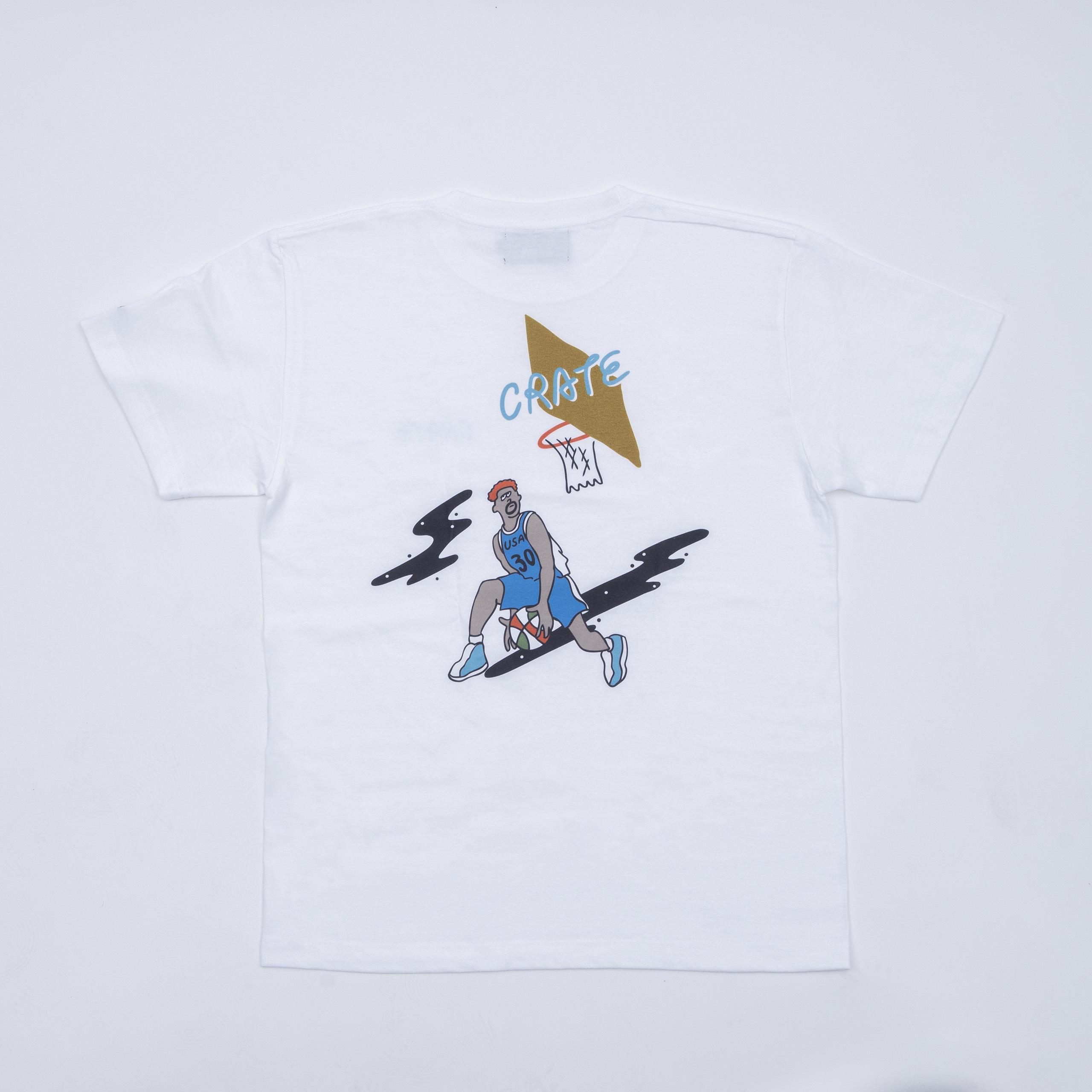 CRATE × Toyameg Basketman