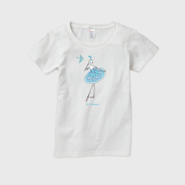 フロリナTシャツ(レディース) - 画像3