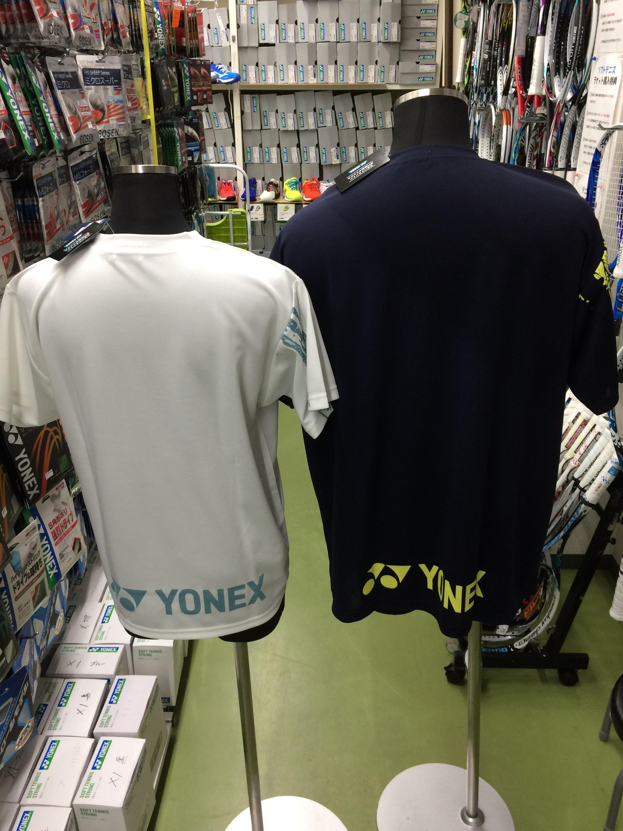 ヨネックス ユニドライTシャツ YOB17011 - 画像5