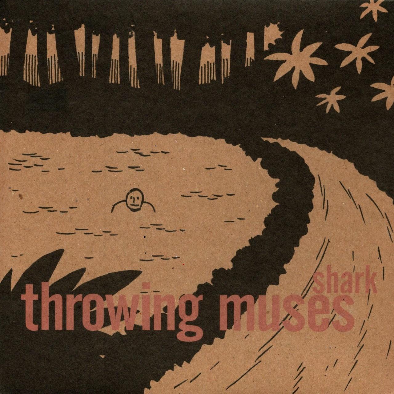 【7inch・米盤】Throwing Muses  /  Shark