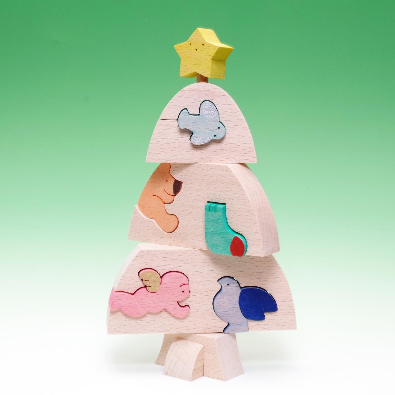 小黒三郎 エンゼルクリスマスツリー