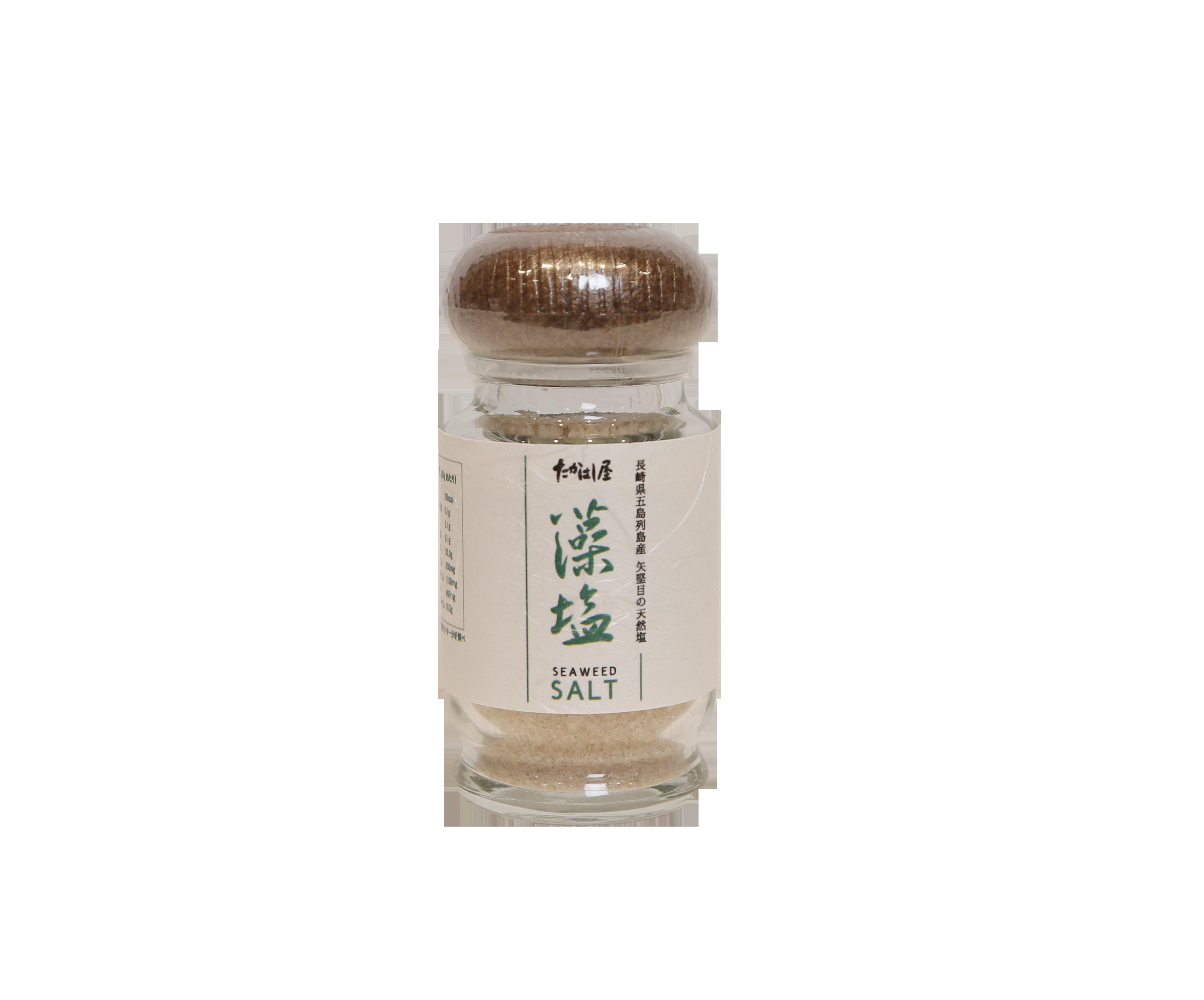 五島の塩 藻塩 50g 【たかはし屋】