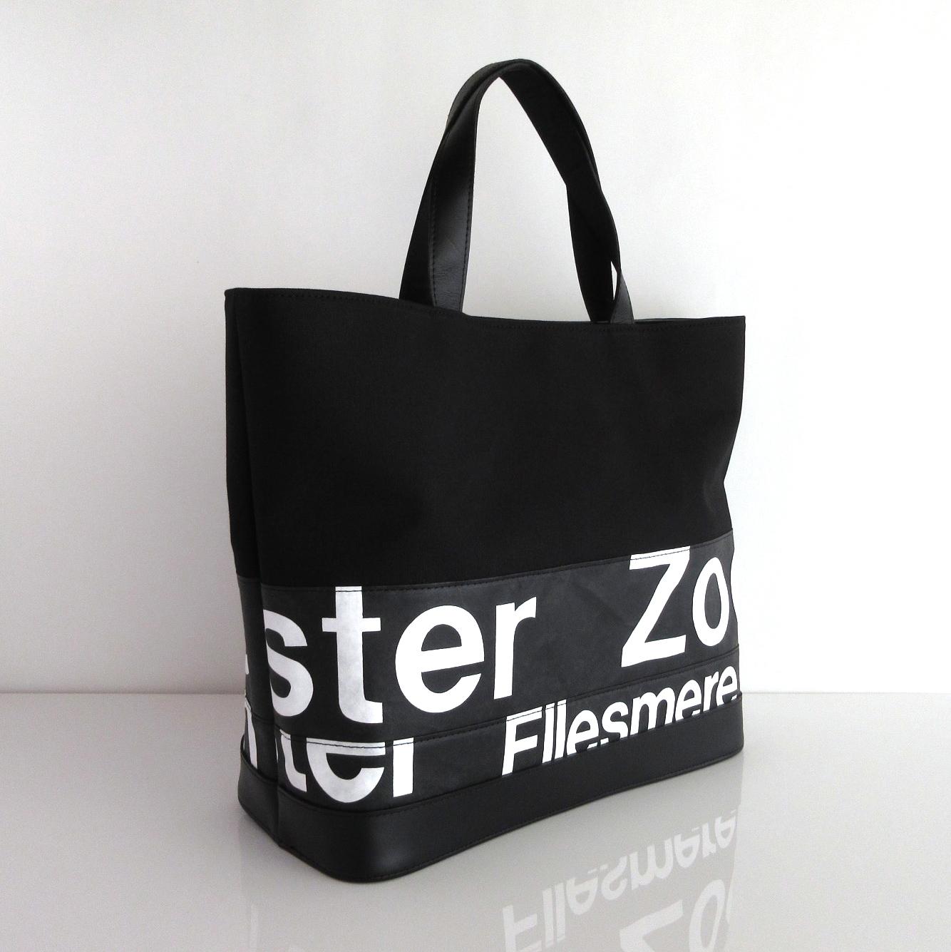 Tote Bag (S) / Black  TSB-0017