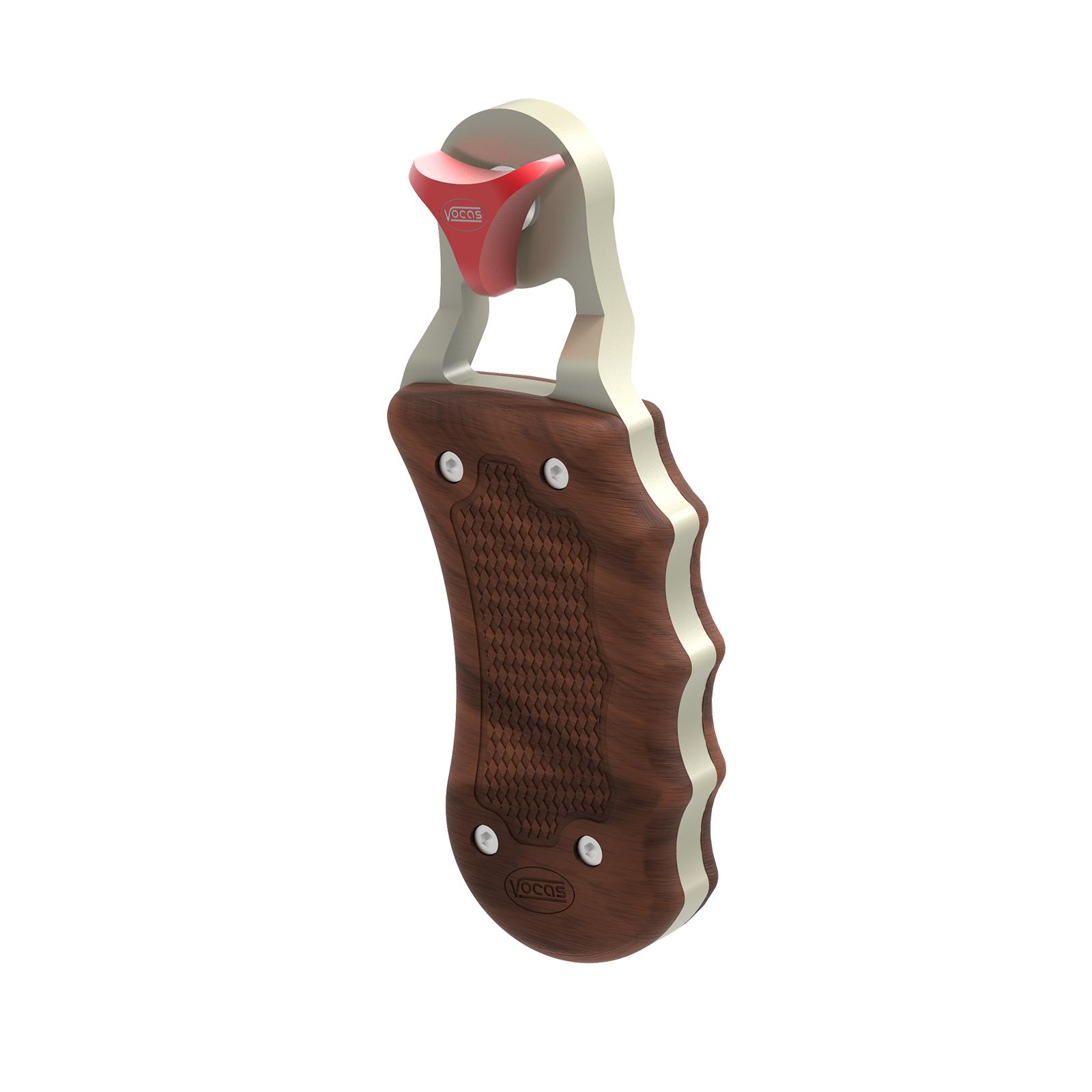0830-0032: スパイダー・木製ハンドグリップ