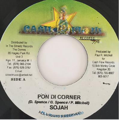 Sojah(ソージャ) - Pon Di Corner