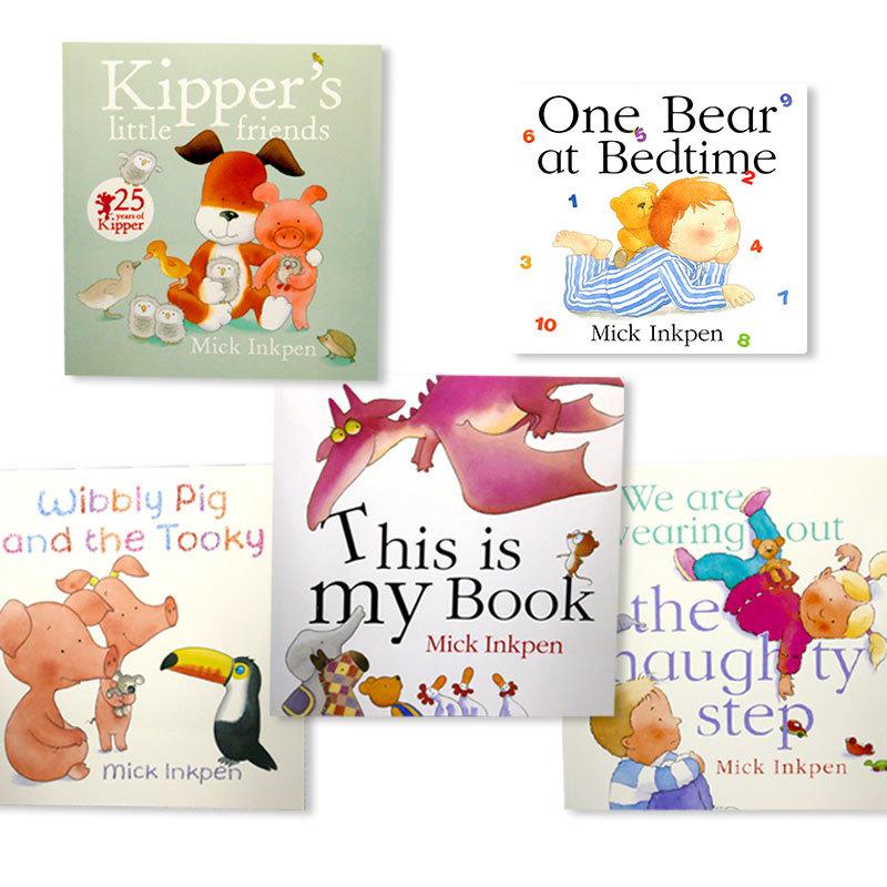 「子犬のKipperと仲間たち」5冊セット