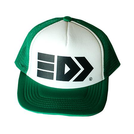 ヤコメッシュ CAP (グリーン) /  THE KING OF GAMES