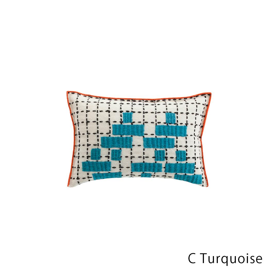Bandas Cushion C 60×40cm[GAN]