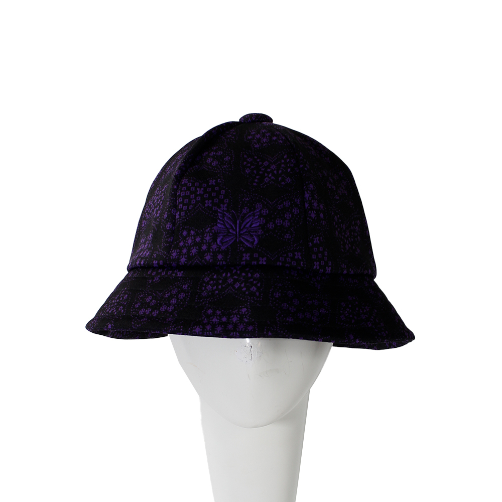 NEEDLES Bermuda Hat - Poly Jq