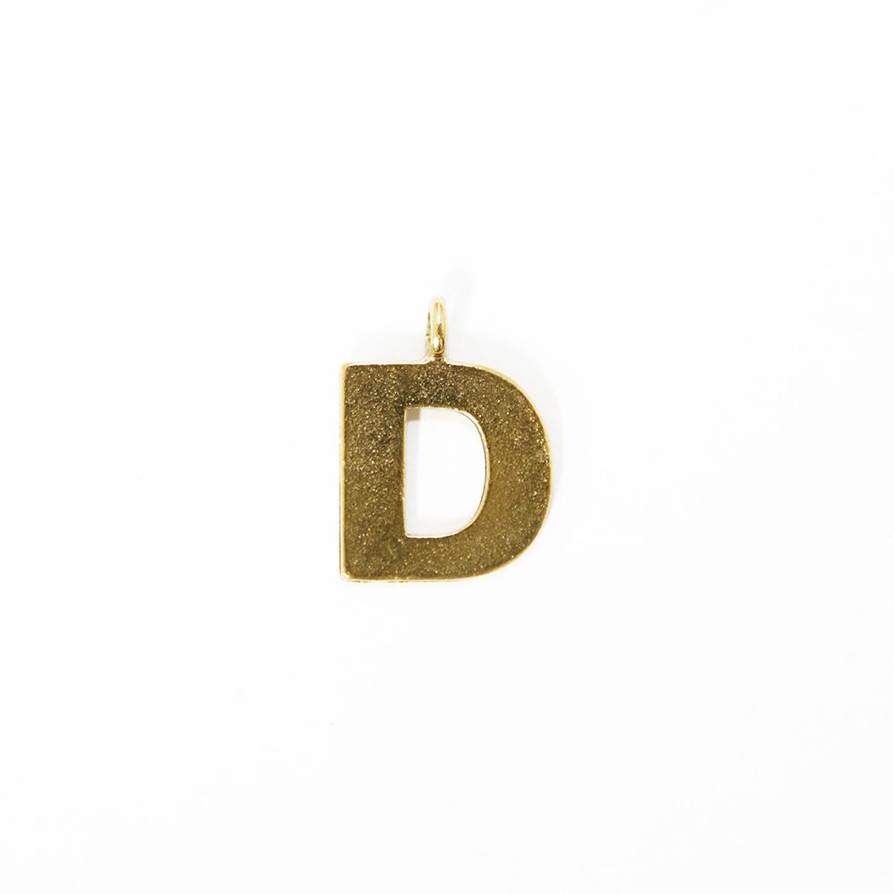 アルファベットラージD