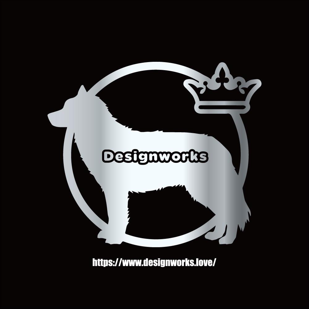 全10色 名前入り シベリアンハスキー DOG ON BOARD ステッカー