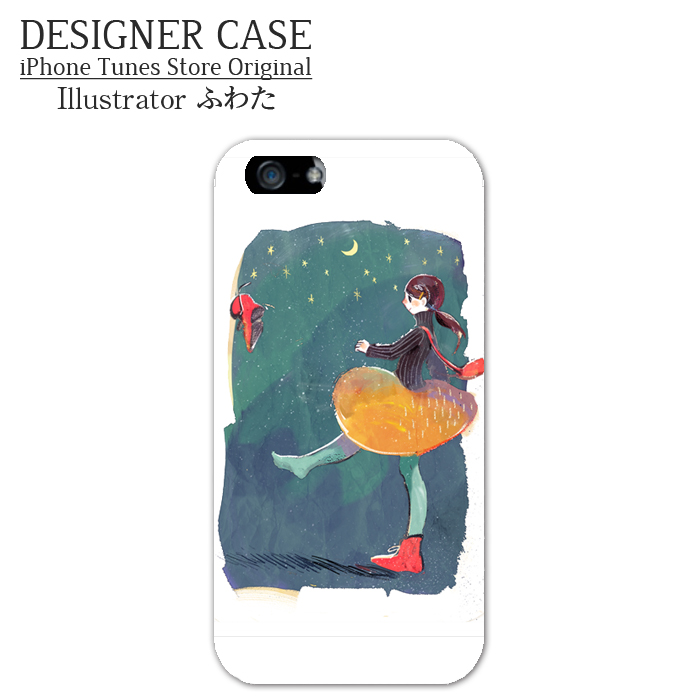 iPhone6 Soft case[autumn] Illustrator:Fuwata