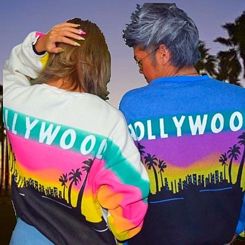 Bgnee Hollywood sweat