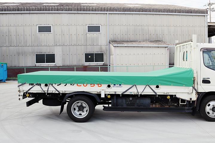 トラックシート 3000mm×6500mm