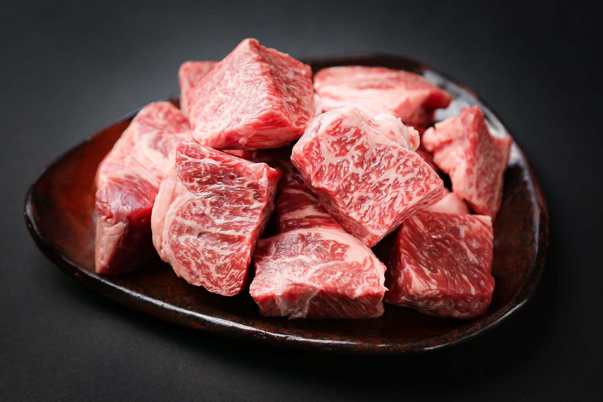 煮込み用肉の盛合せ300g