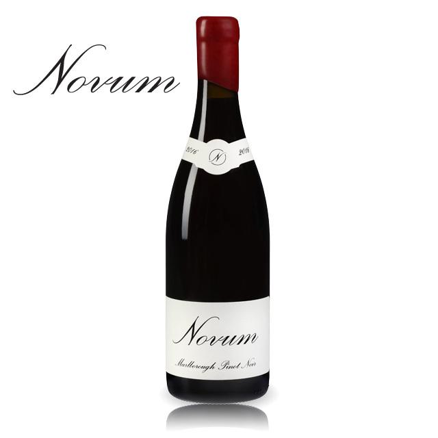 【10月リリース予定】Novum Marlborough Pinot Noir 2019 / ノヴム マールボロ ピノノワール