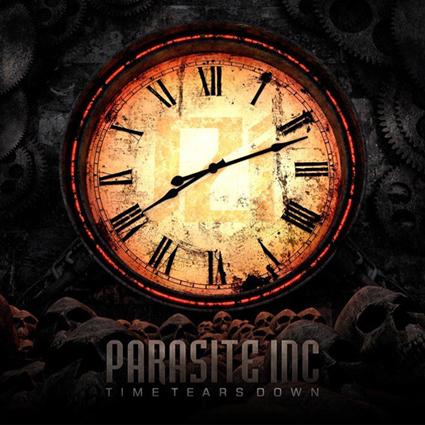 """【特典付き】PARASITE INC. """"Time Tears Down"""""""