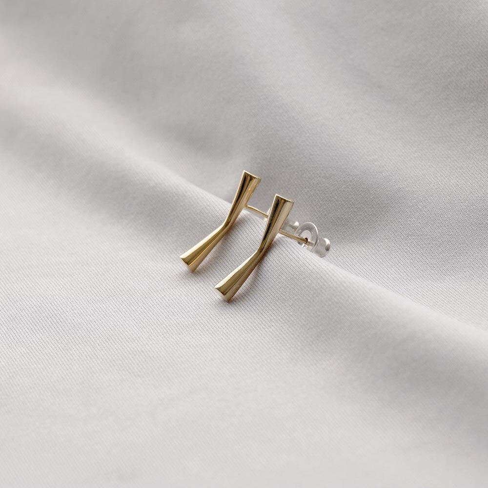 P107 / Baton pierce - S (gold)