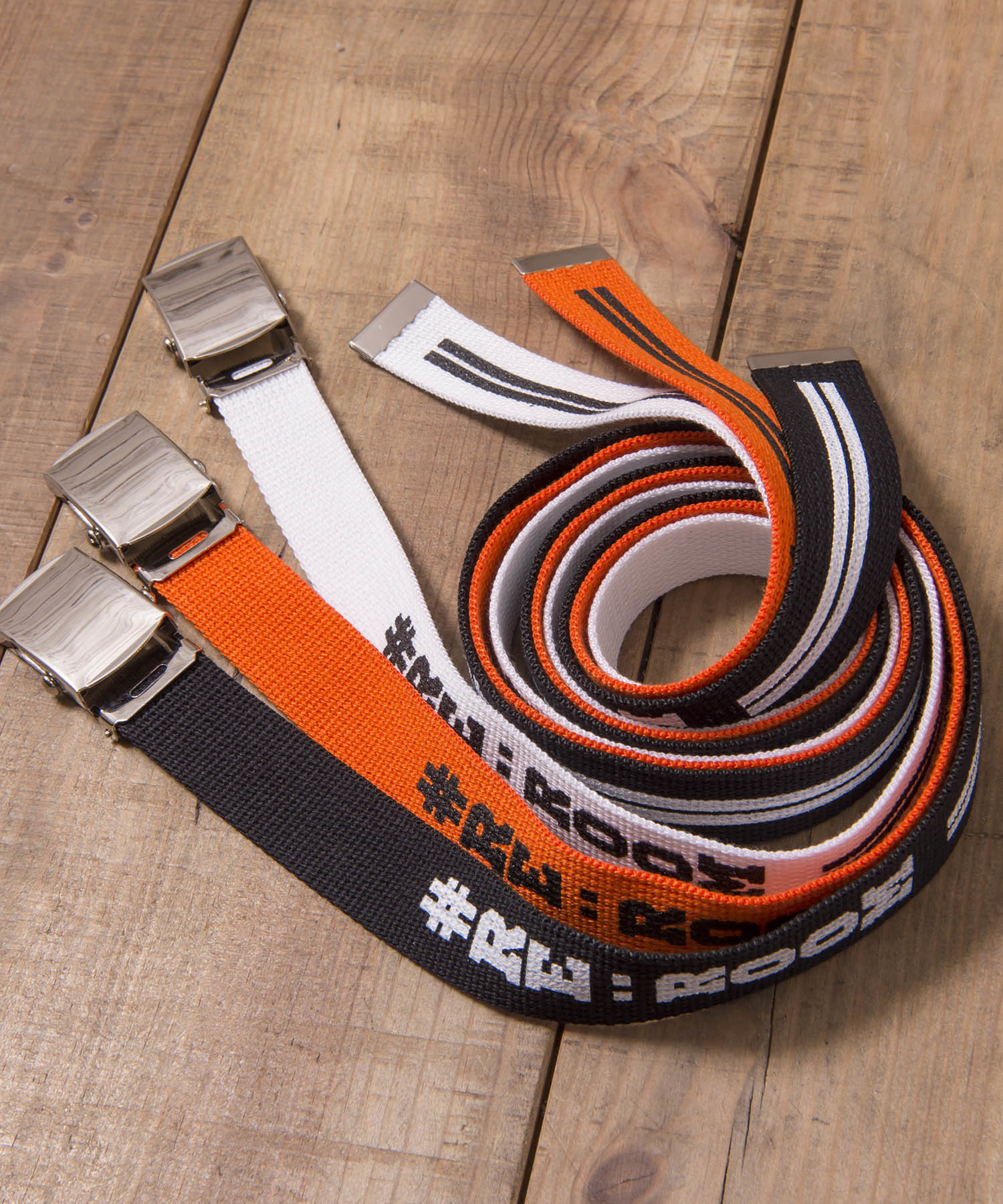 LINE LOGO LONG BELT[REA074]