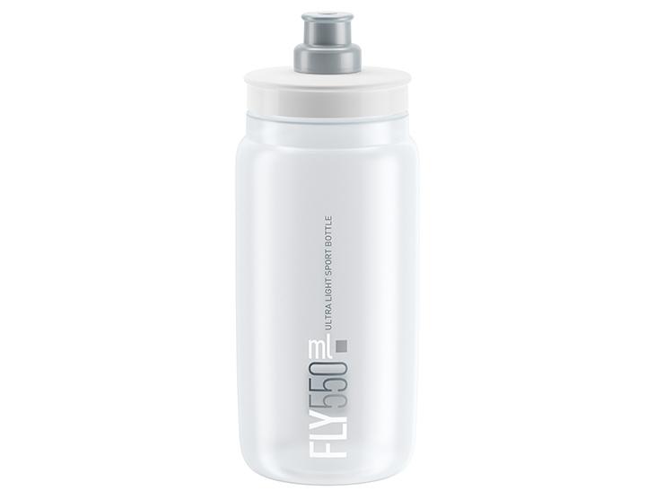 ELITE FLY ボトル 550ml クリア/グレー