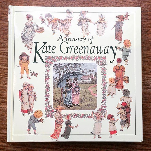 ケイト・グリーナウェイ作品集「A Treasury of Kate Greenaway」 - 画像1