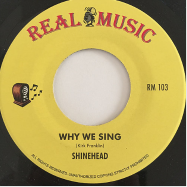 Shinehead(シャインヘッド) - Why We SIng【7'】