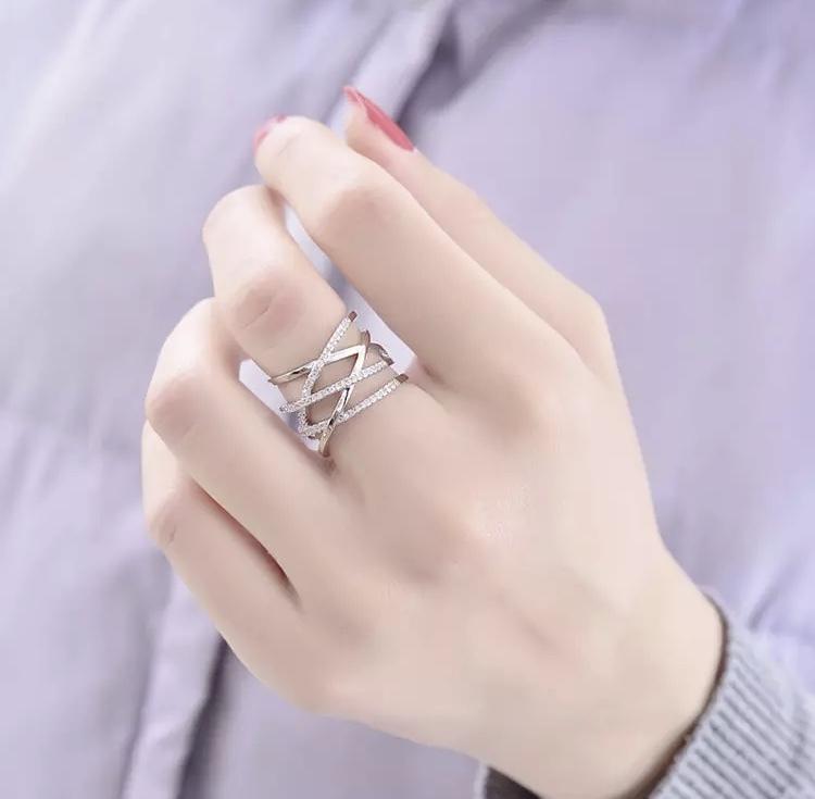 ★05334 レディースファッション 小物 アクセサリー 指輪 ファッションリング