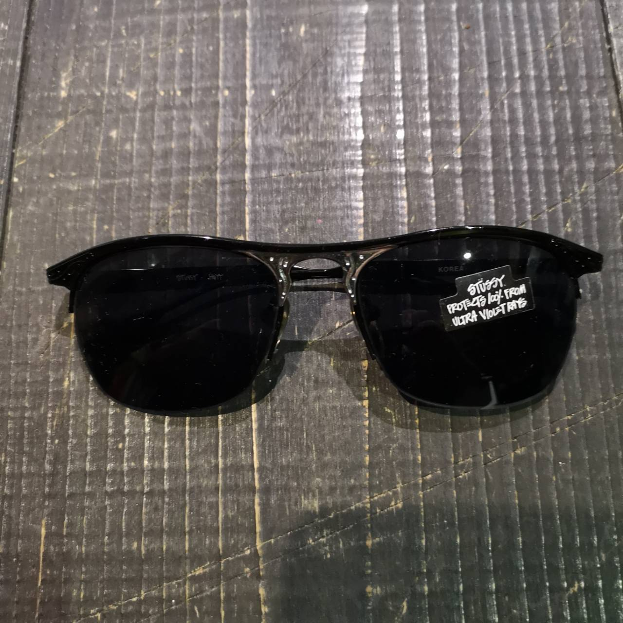 OLD STUSSY SUNGLASS / DEADSTOCK
