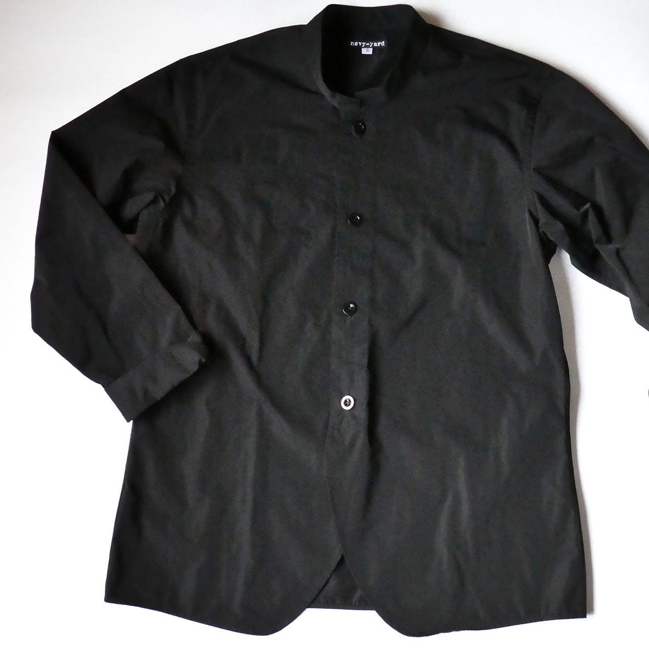 サンプルセール メモリーカルゼシャツジャケット