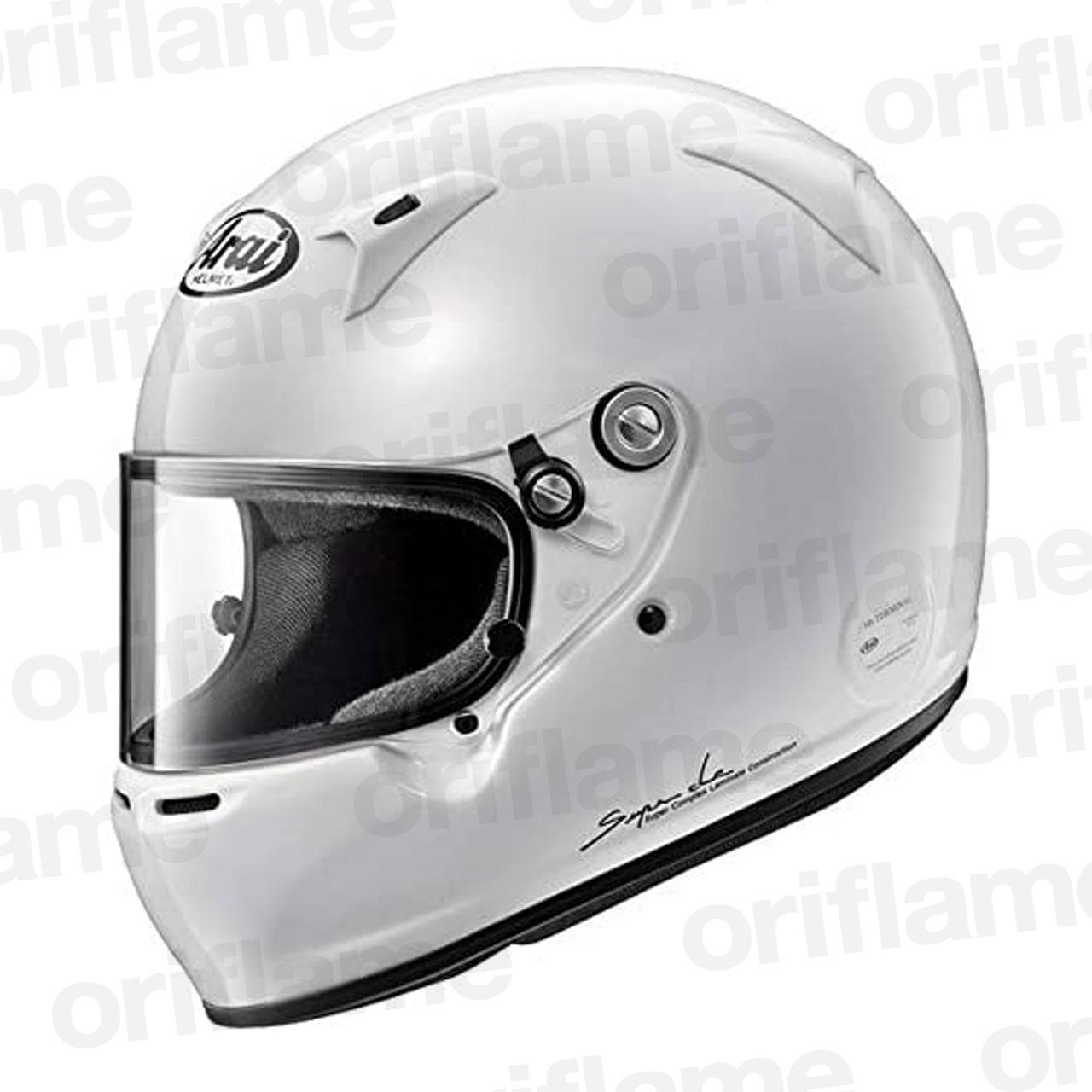 アライ(ARAI)・ヘルメット【GP-5W】(8859シリーズ)・クローズドカー専用(4輪競技用)