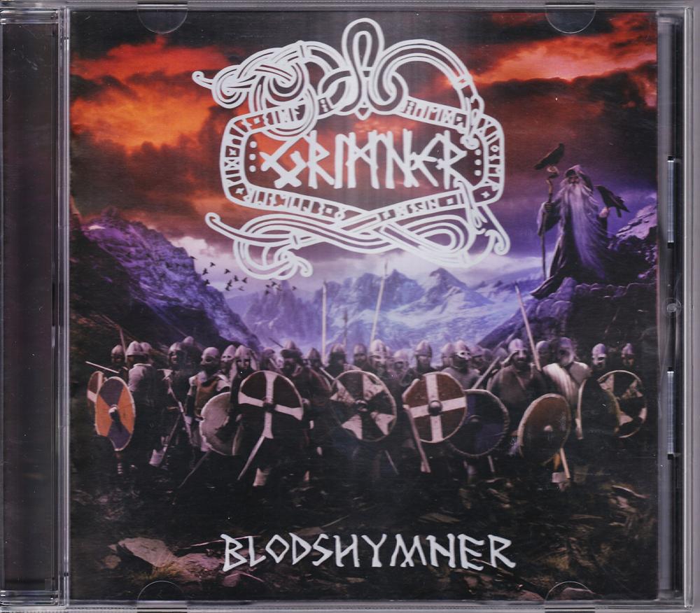 GRIMNER 『Blodshymner』