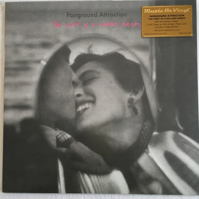 【LP・欧州盤】Fairground Attraction / The First Of A Million Kisses