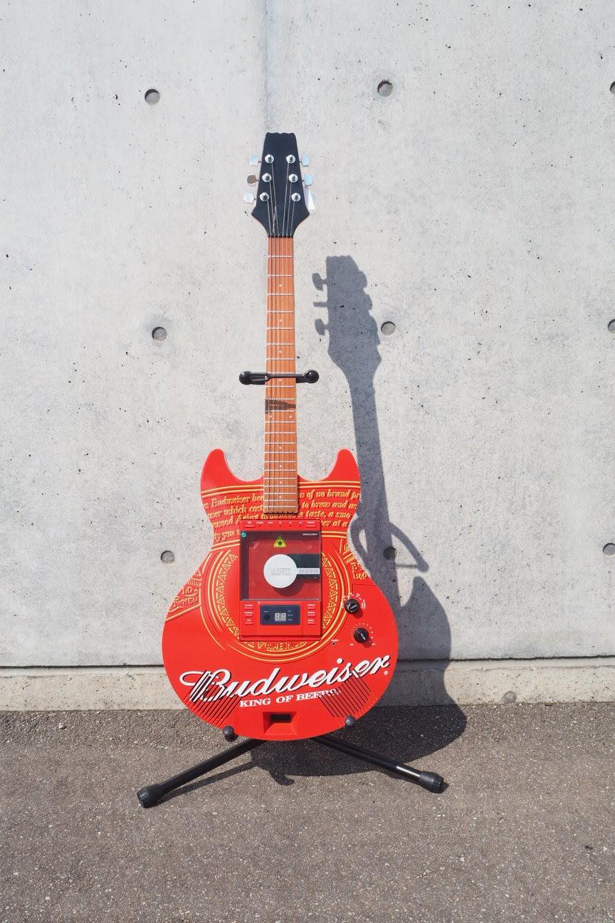 品番0084 バドワイザー『 Budweiser 』 ギター CDオーディオ・ラジオ 011