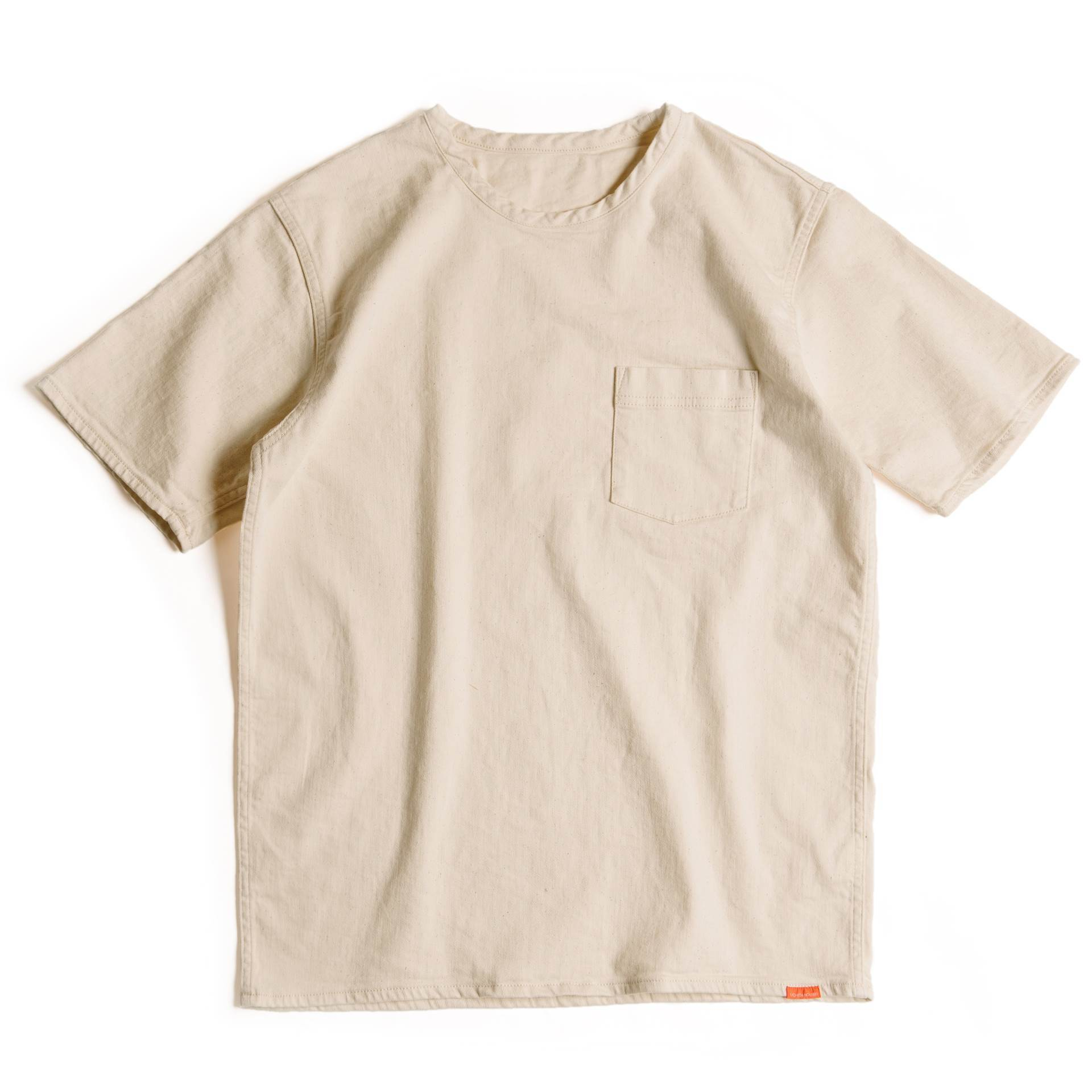 DENIM T-SHIRT 【デニムTシャツ】