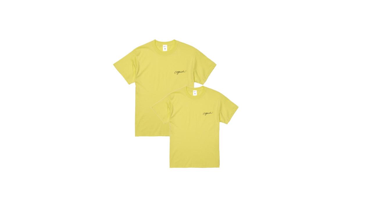 1991 back logo T-shirt pair set (LYEL)