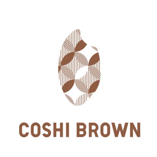 コシヒカリ玄米コーヒー  COSHI-BROWN 5g(1杯分)x 10セット