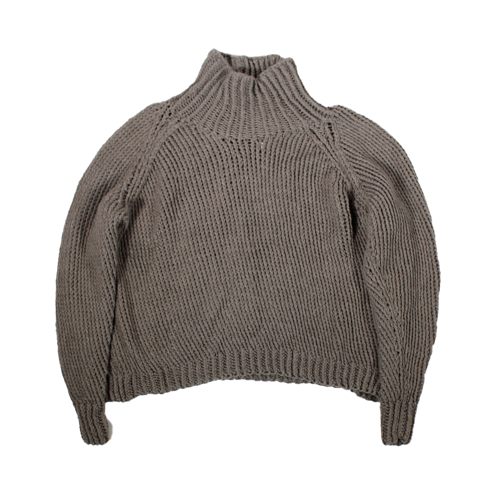 JAN JAN VAN ESSCHE Turtle Neck Knit Tops