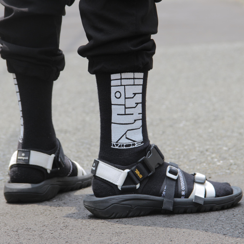 M.O.E socks