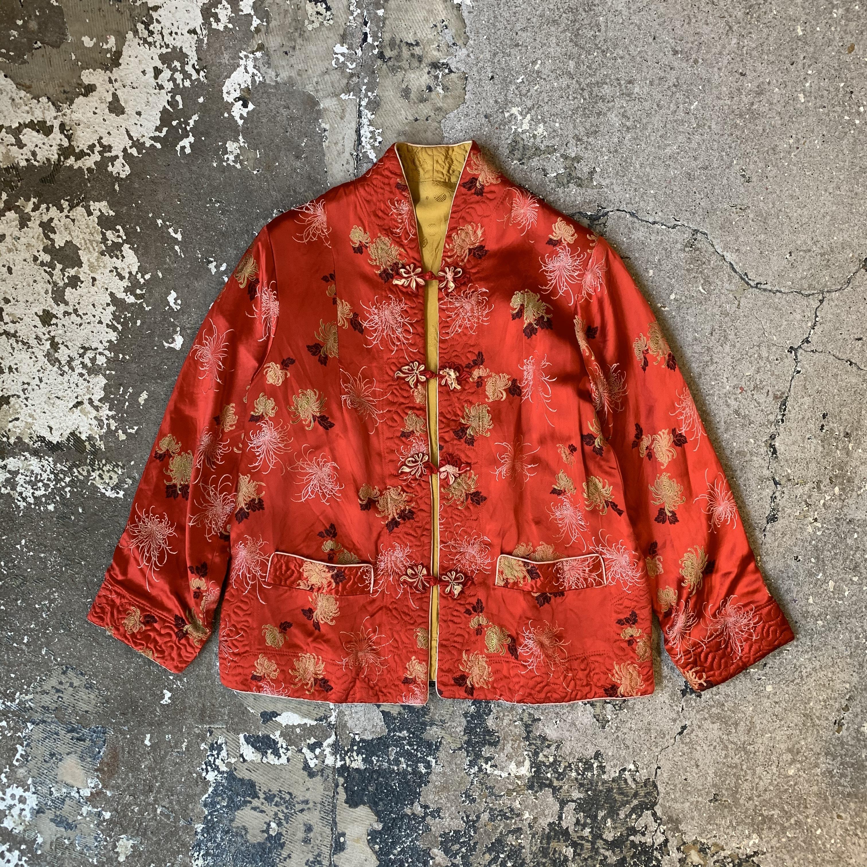 reversible china jacket