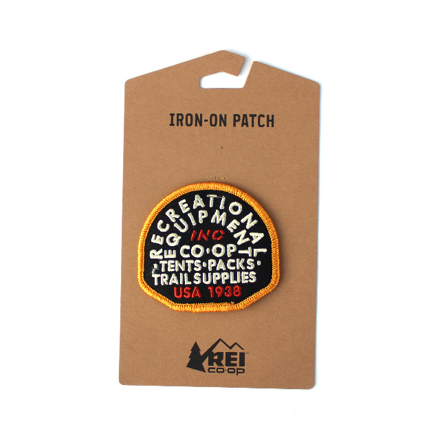 REI Patch / Shop Staff