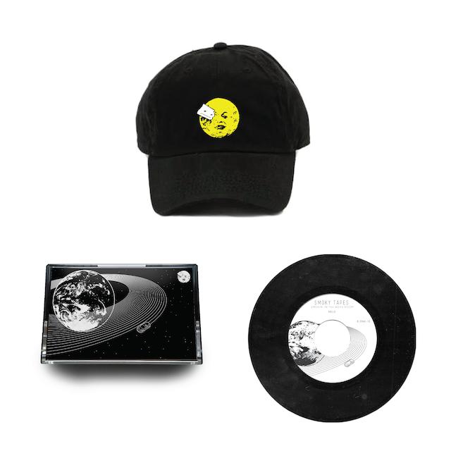 """[7""""(レコード)+ CASSETE TAPE + DOWNLOAD CODE + BALL CAP LTD SET] SMOKIN' IN THE BOYS ROOM / SMOKY TAPES VOL.3"""