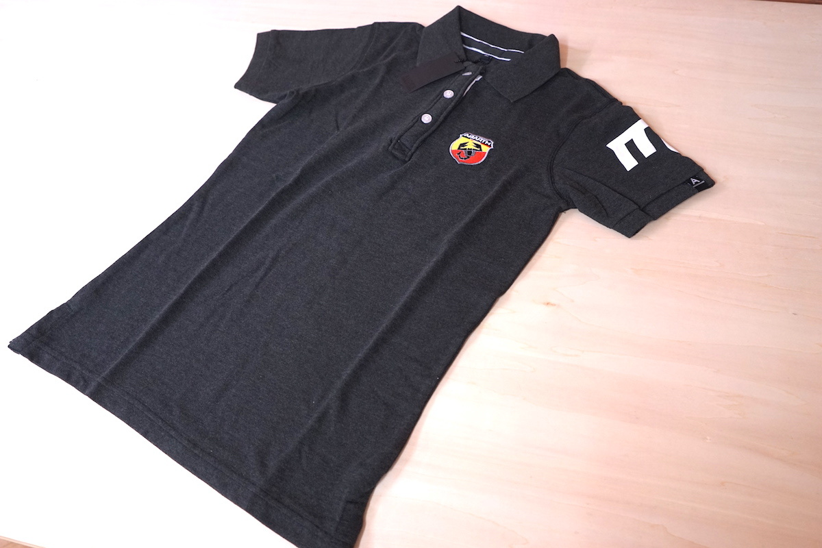 アバルトクラブmCrtポロシャツ(レディース/半袖)【会員様限定販売】【税込価格】