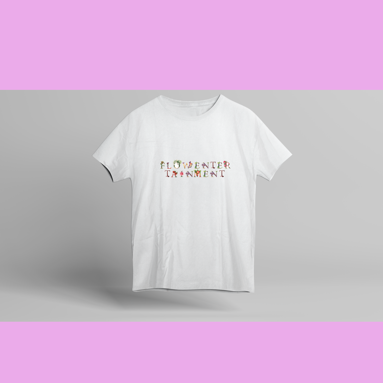 【ラスト1枚】「フローエンタテイメント」スタッフTシャツ&特製企業グッズ