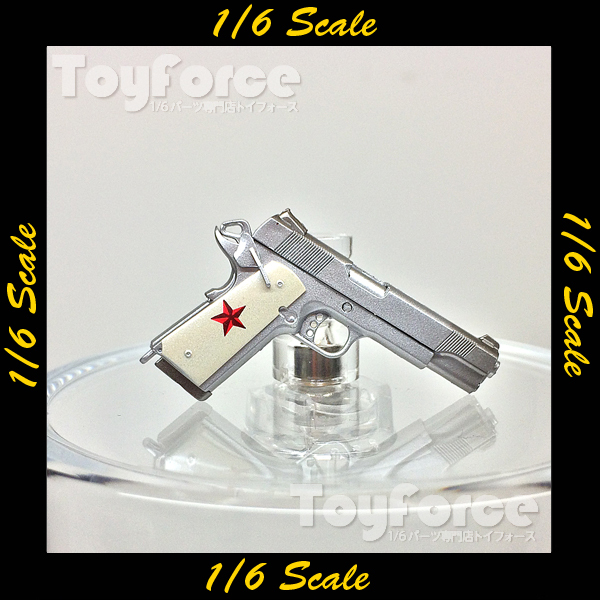 【03535】 DAMToys ギャングスターズ GK10 レッドスター 武器