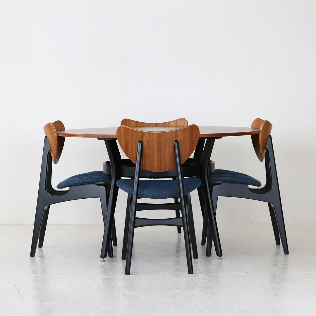 Dining set / G-PLAN Tola&Black