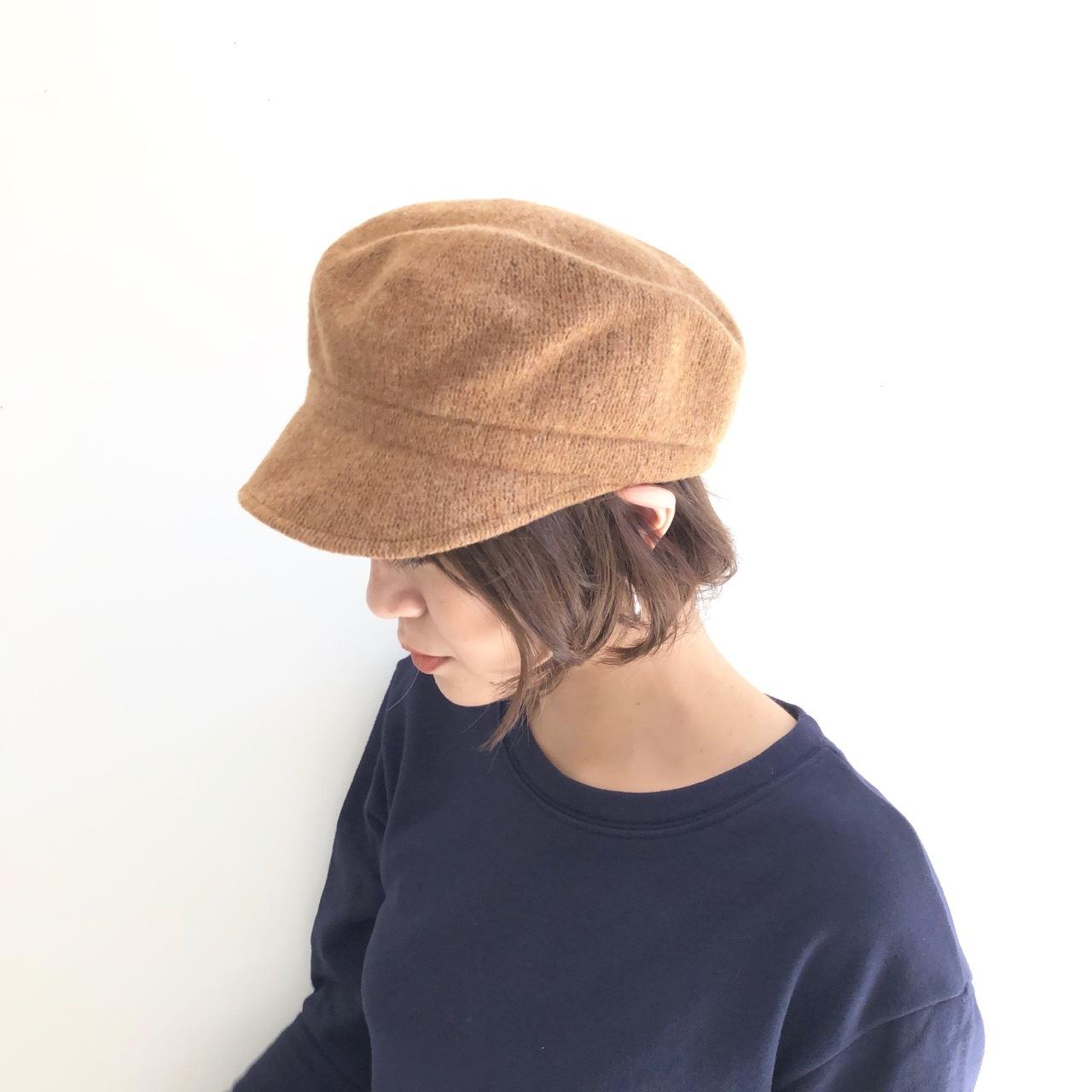 【 Days 】- 119-5757-ニットキャスケット