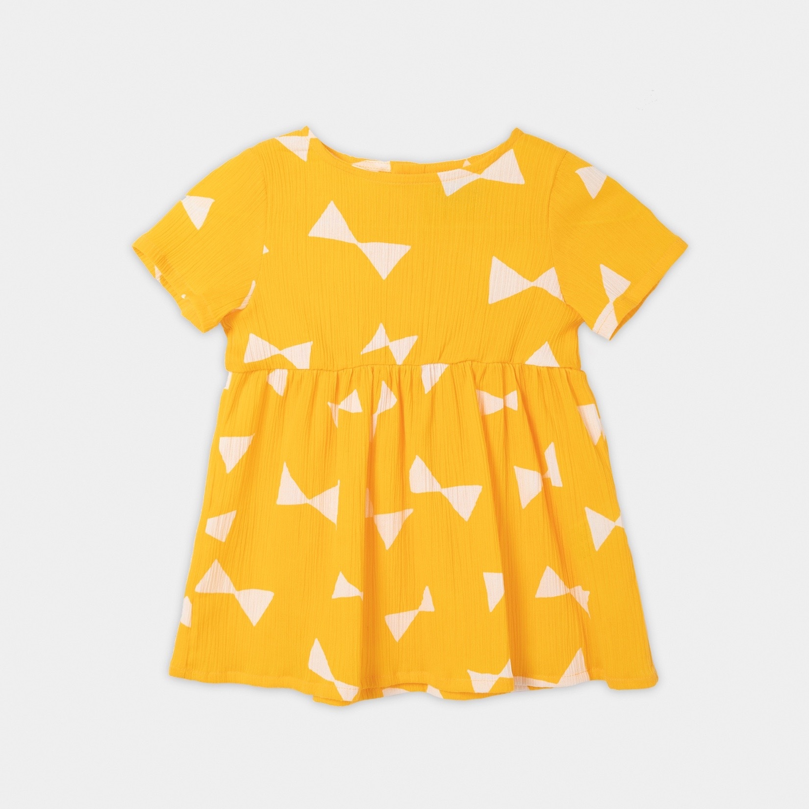 《BOBO CHOSES 2020SS》All Over Bow Dress / 12-36M