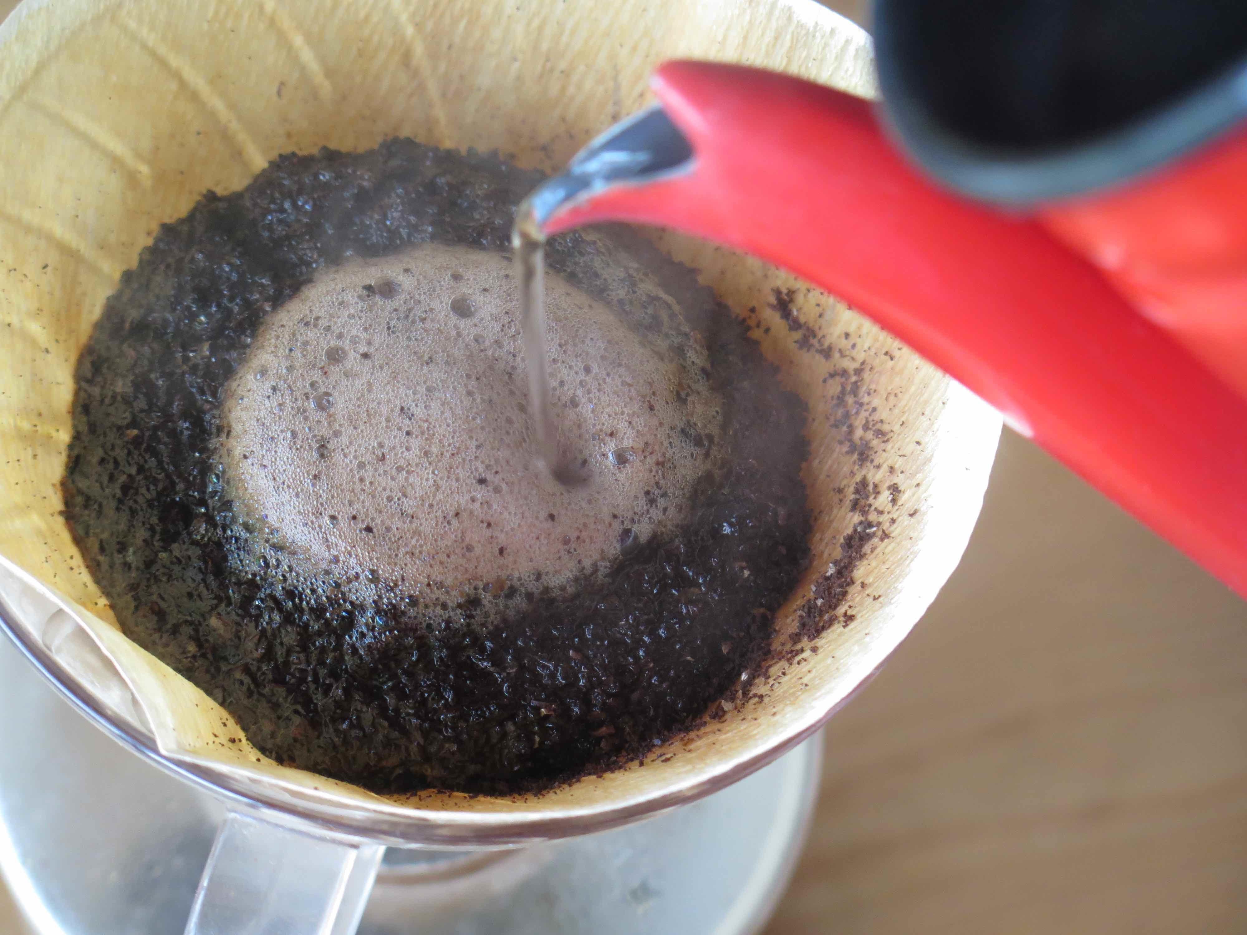 土鍋焙煎デカフェ カフェインレスコーヒー豆  200g - 画像3